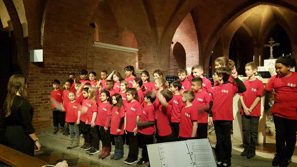 Einführung des Musikalischen Schwerpunktes an der Volksschule Ferdinandeum